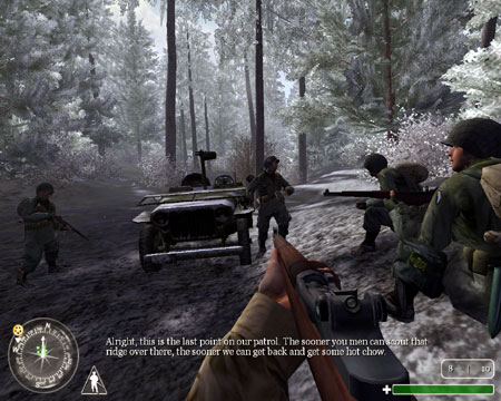 Call Of Duty-United Offensive(Expansion Pack)Gameplay Cod410