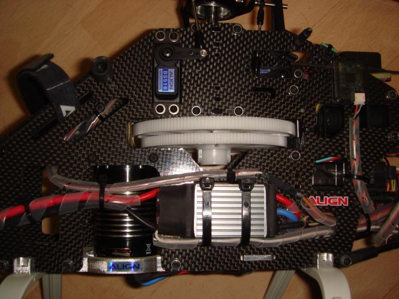 Revotom's [Align T-Rex 500 ESP / CX450 SE V2] Dsc01242