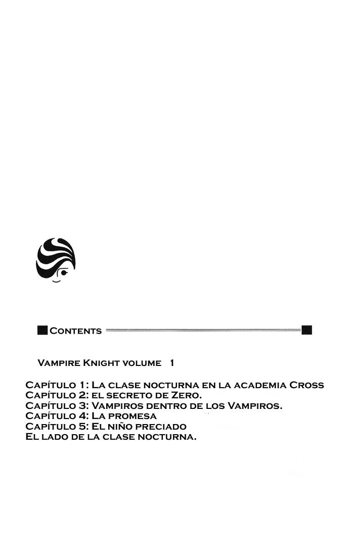 manga vampire knight capitulo 1-parte 1 Vampir18