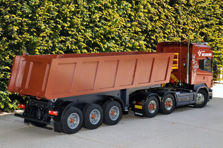 Mein Scania endlich draussen ausprobiert Dsc_3512
