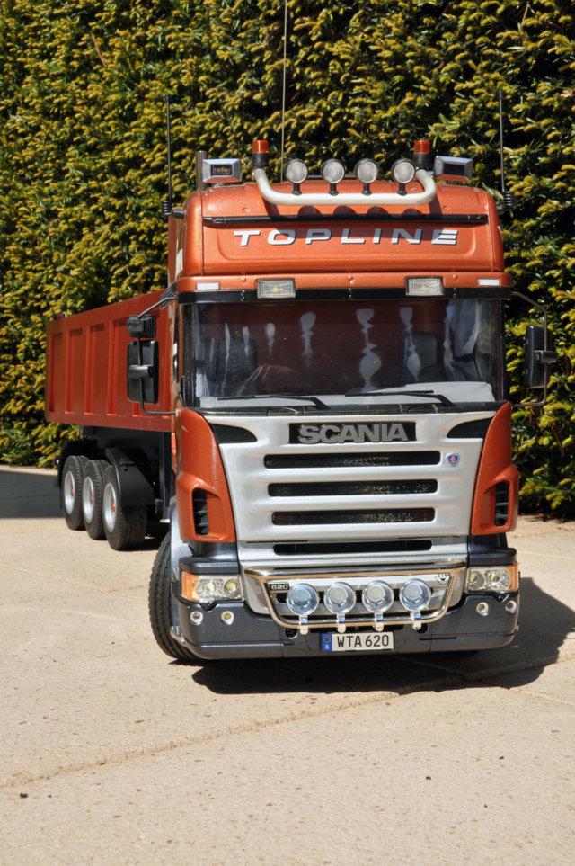 Mein Scania endlich draussen ausprobiert Dsc_3513