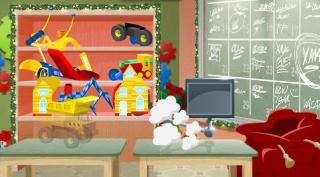 Santa's Assembly Game Gift! Ga12