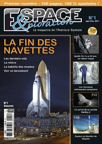 Espace & Exploration n° 1 Cvsite12