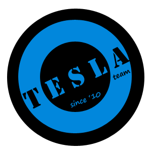 Tesla Team Logo12