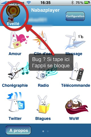 Nouvelle application iPhone pour Nabaztag : Nabazplayer Photo_13