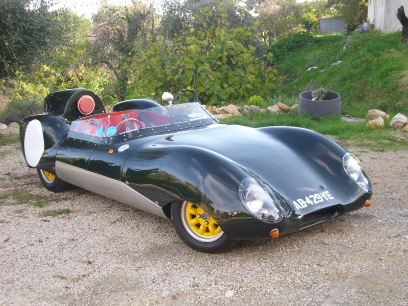 Westfield XI (Lotus XI replica) Sl705911