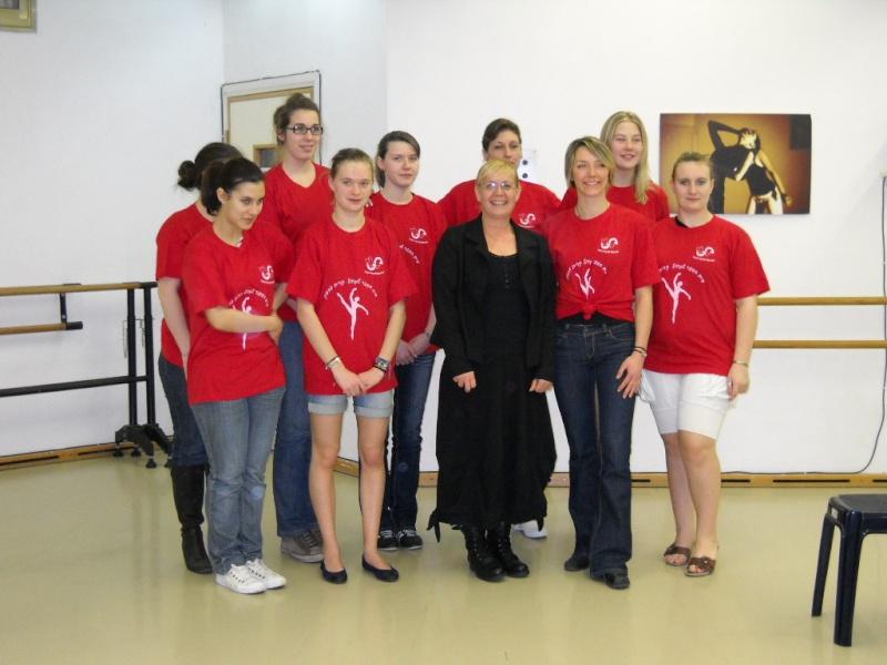 COMPIEGNE: L'école de danse d'Anne le Rouzic à Kiriat Tivon Dscn0011
