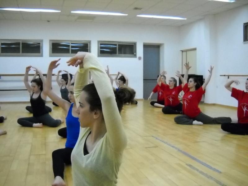COMPIEGNE: L'école de danse d'Anne le Rouzic à Kiriat Tivon Dscn0012