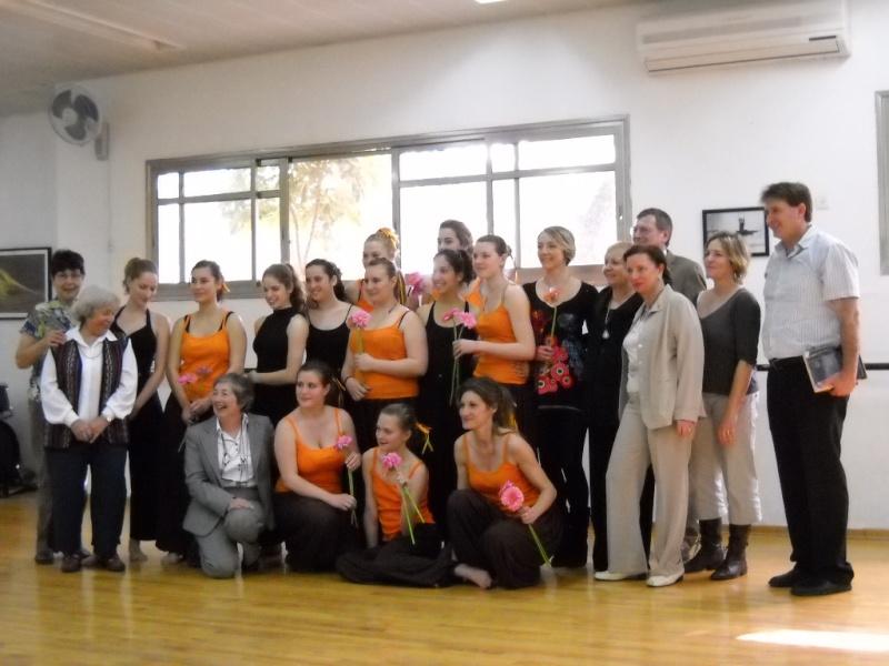 COMPIEGNE: L'école de danse d'Anne le Rouzic à Kiriat Tivon Dscn0013