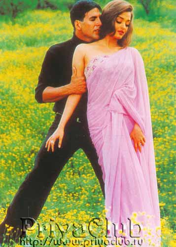 Акшай Кумар с разными актрисами. 410