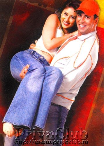 Акшай Кумар с разными актрисами. 411