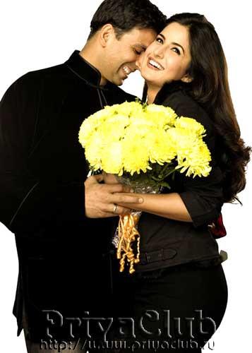 Акшай Кумар с разными актрисами. 815