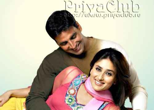 Акшай Кумар с разными актрисами. 910