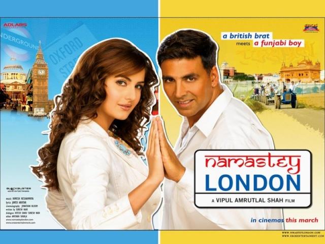 Намасте Лондон / Namastey London Kinop171