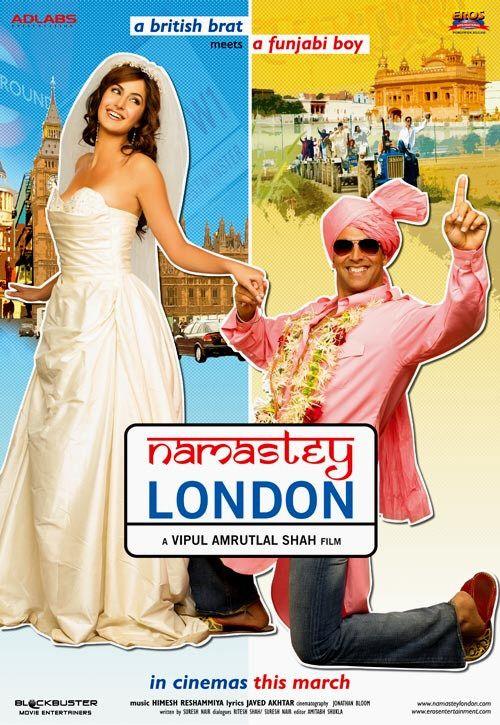Намасте Лондон / Namastey London Kinop184