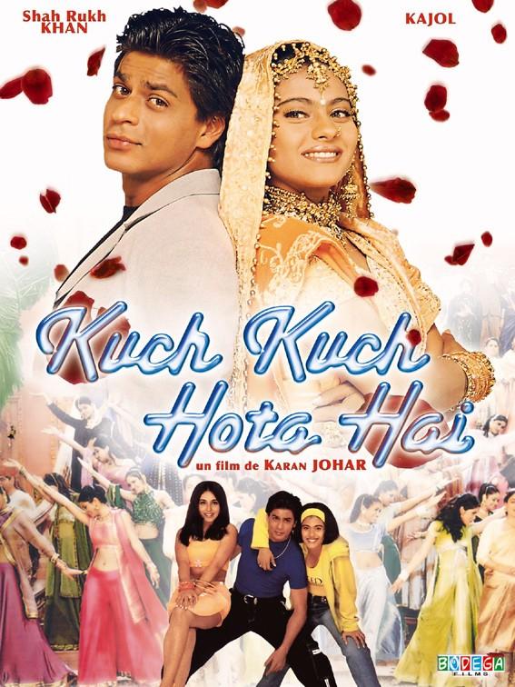 Все в жизни бывает / Kuch Kuch Hota Hai, 1998 Kinopo21