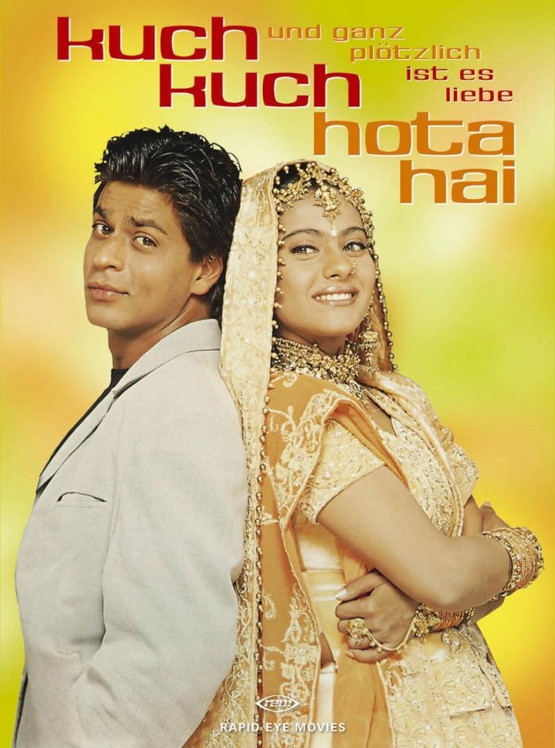 Все в жизни бывает / Kuch Kuch Hota Hai, 1998 Kinopo22