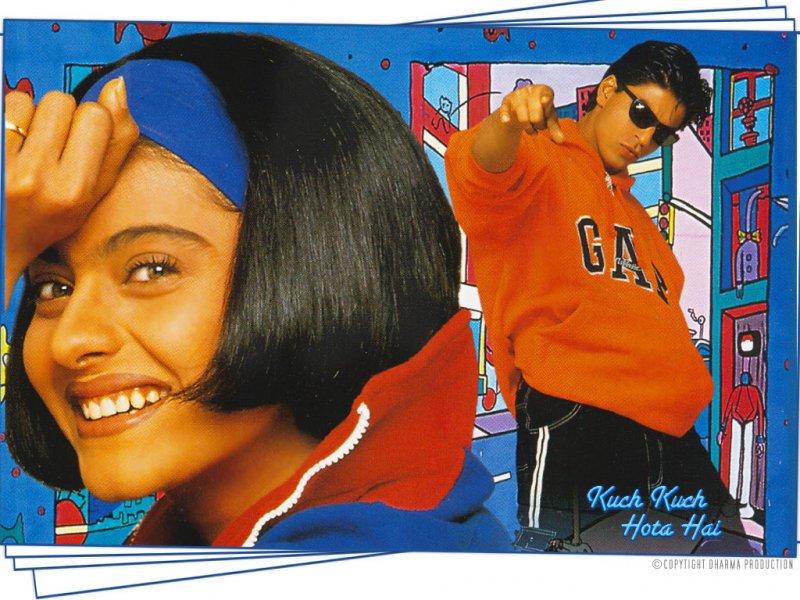 Все в жизни бывает / Kuch Kuch Hota Hai, 1998 Kinopo23