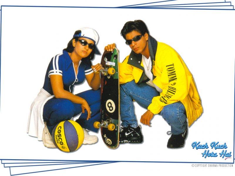 Все в жизни бывает / Kuch Kuch Hota Hai, 1998 Kinopo26