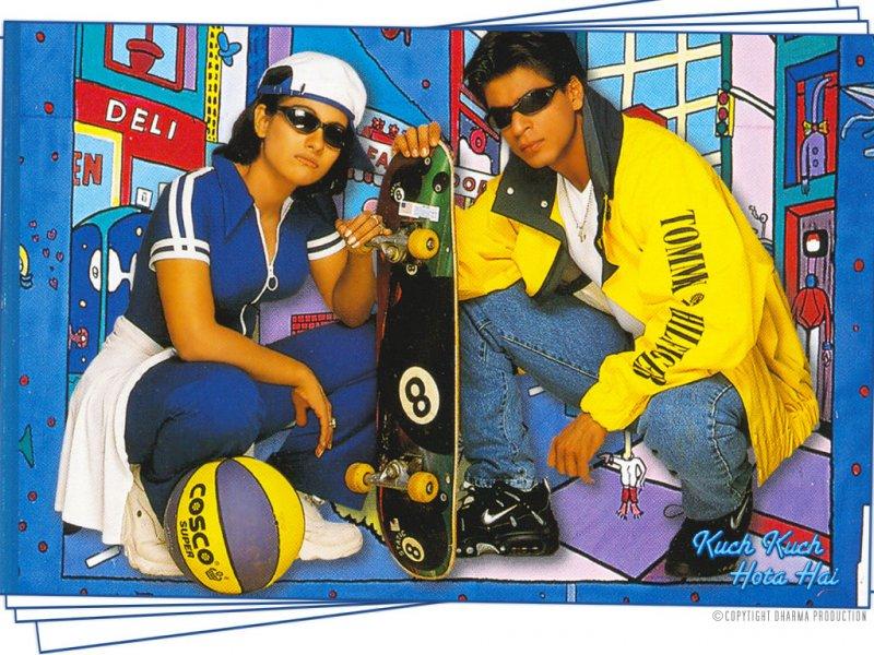 Все в жизни бывает / Kuch Kuch Hota Hai, 1998 Kinopo27