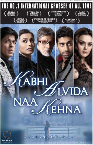 Никогда не говори «Прощай» / Kabhi Alvida Naa Kehna Kinopo45