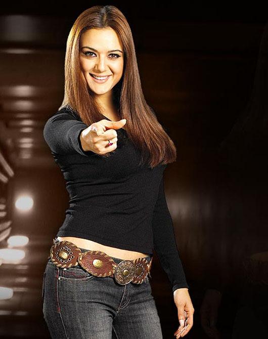 Прити Зинта / Preity Zinta - Страница 4 Preety24
