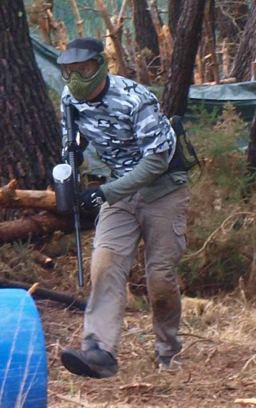 20 mars panam est dans les bois Olivie10