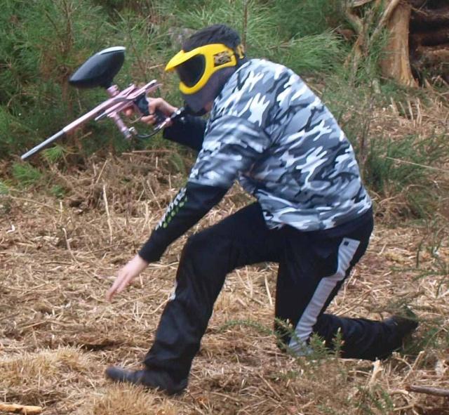 20 mars panam est dans les bois Steeve10