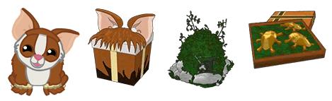 January 2011 Pets information revealed! Bushba10