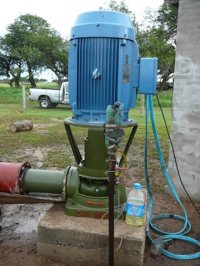 Bombas de transmisión por ejes Cabeza10