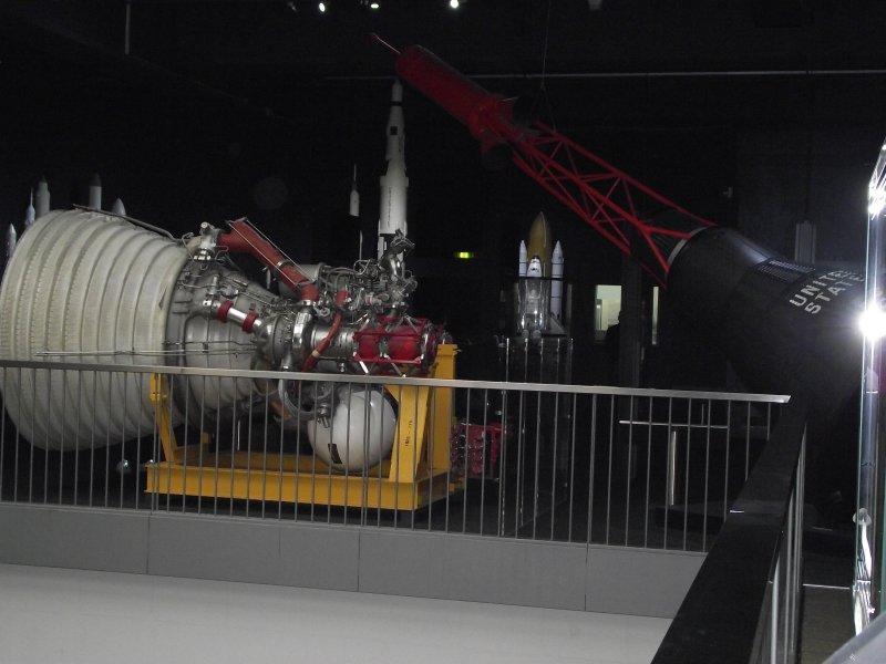 Raumfahrt (Deutsches Museum) 2010_254