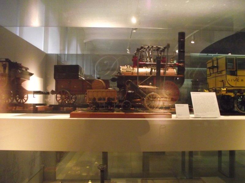 BAHN VERKEHRSMUSEUM POST in Nürnberg 2010_428