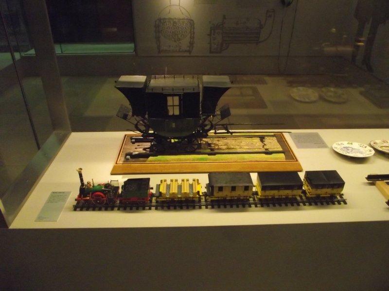 BAHN VERKEHRSMUSEUM POST in Nürnberg 2010_434
