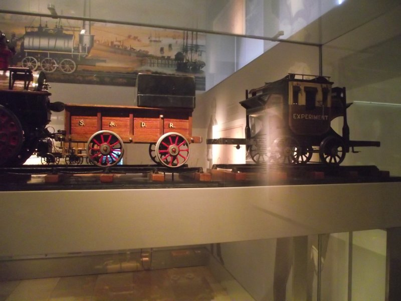 BAHN VERKEHRSMUSEUM POST in Nürnberg 2010_436