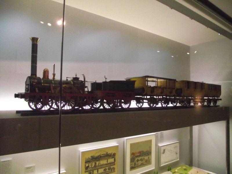 BAHN VERKEHRSMUSEUM POST in Nürnberg 2010_438