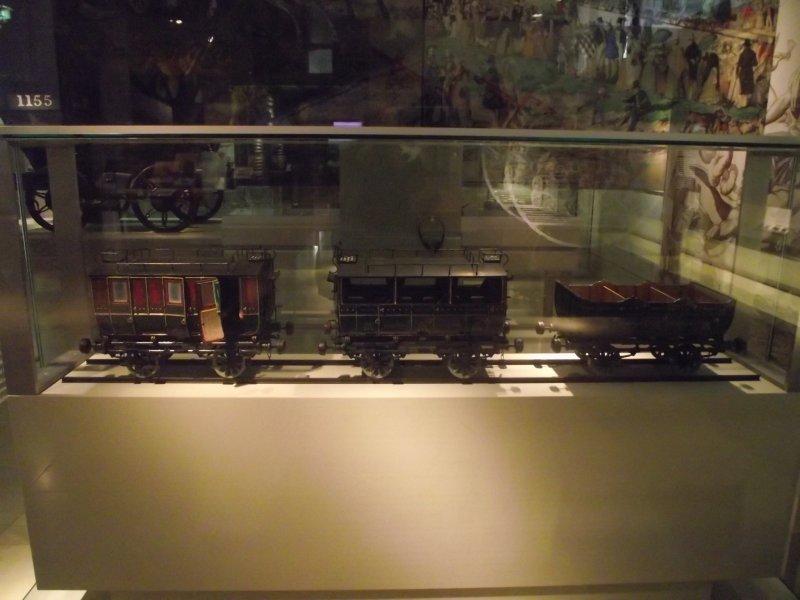 BAHN VERKEHRSMUSEUM POST in Nürnberg 2010_440