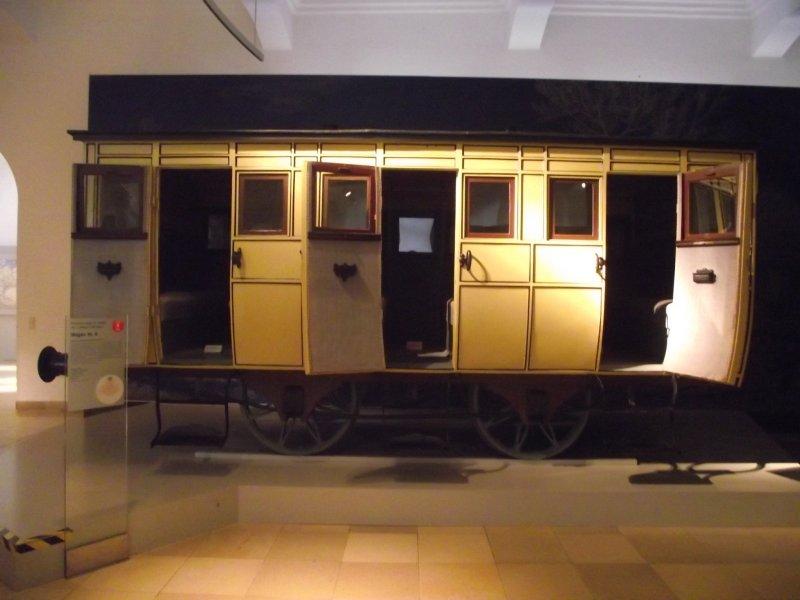 BAHN VERKEHRSMUSEUM POST in Nürnberg 2010_441