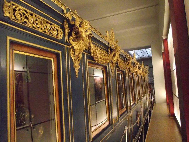BAHN VERKEHRSMUSEUM POST in Nürnberg 2010_492