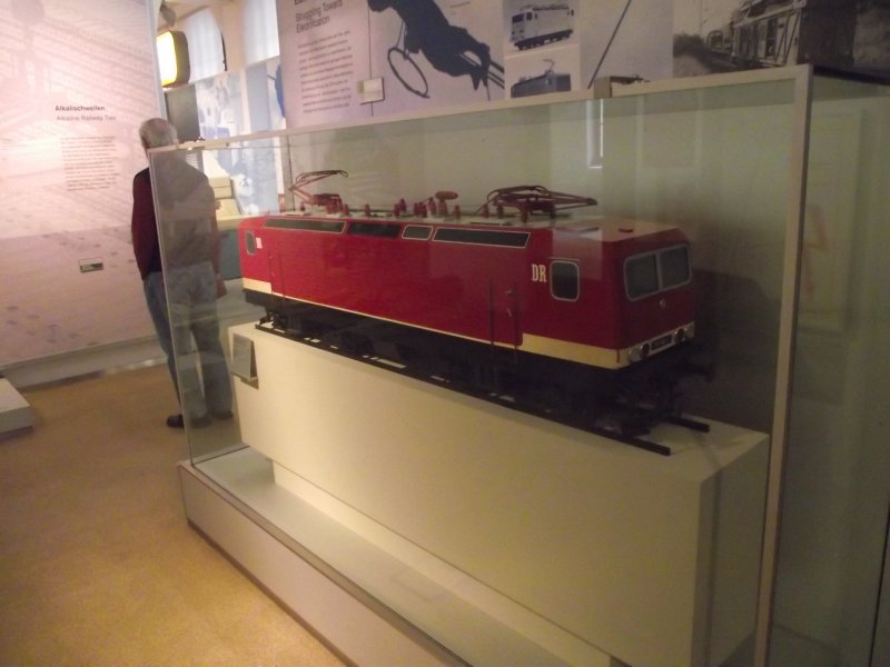 BAHN VERKEHRSMUSEUM POST in Nürnberg 2010_503