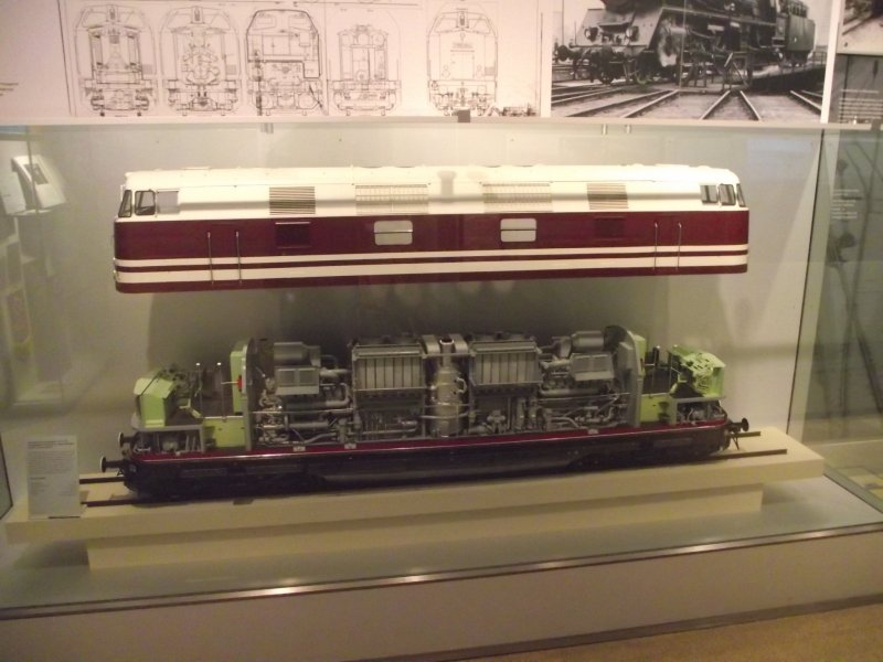 BAHN VERKEHRSMUSEUM POST in Nürnberg 2010_508