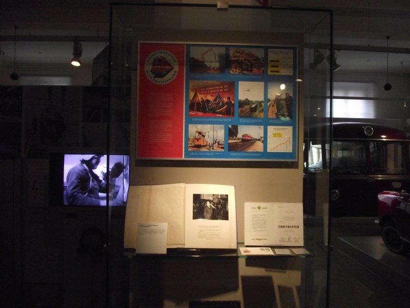 BAHN VERKEHRSMUSEUM POST in Nürnberg 2010_509