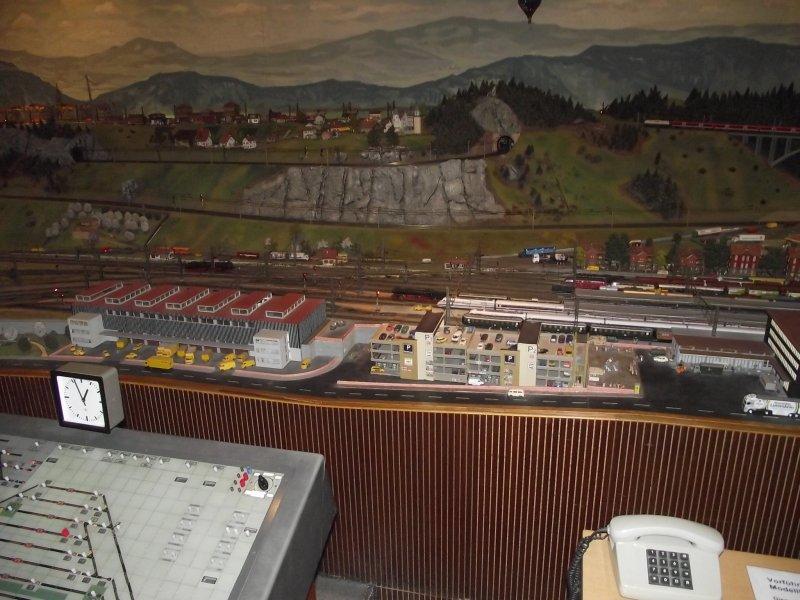 Modelleisenbahn im Verkehrsmuseum Nürnberg. 2010_514