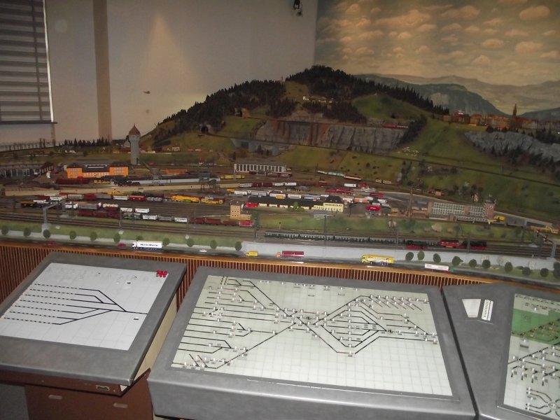 Modelleisenbahn im Verkehrsmuseum Nürnberg. 2010_520