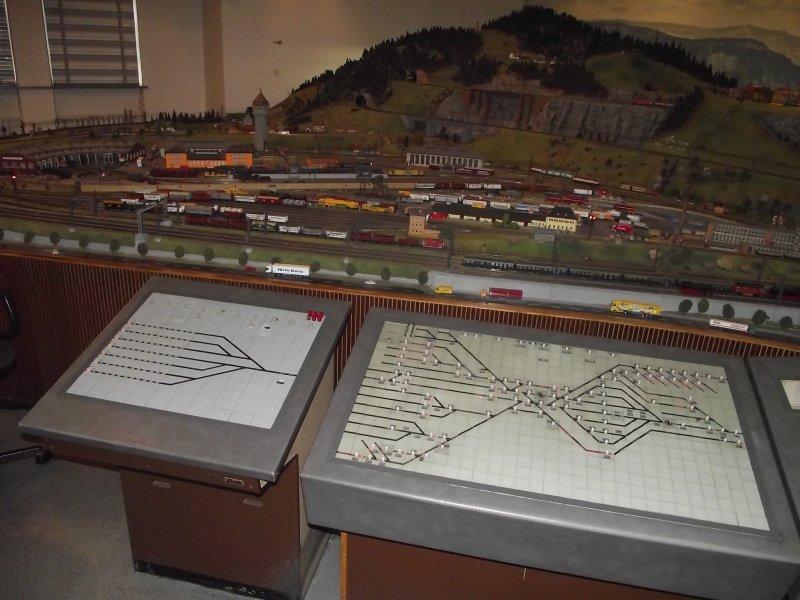 Modelleisenbahn im Verkehrsmuseum Nürnberg. 2010_522