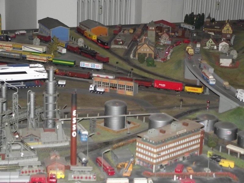 Modelleisenbahn im Verkehrsmuseum Nürnberg. 2010_529