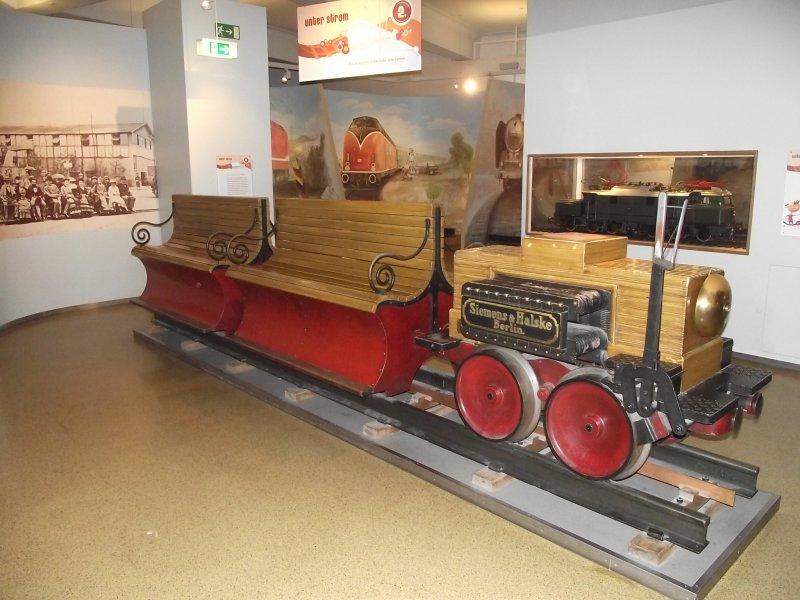 BAHN VERKEHRSMUSEUM POST in Nürnberg 2010_583