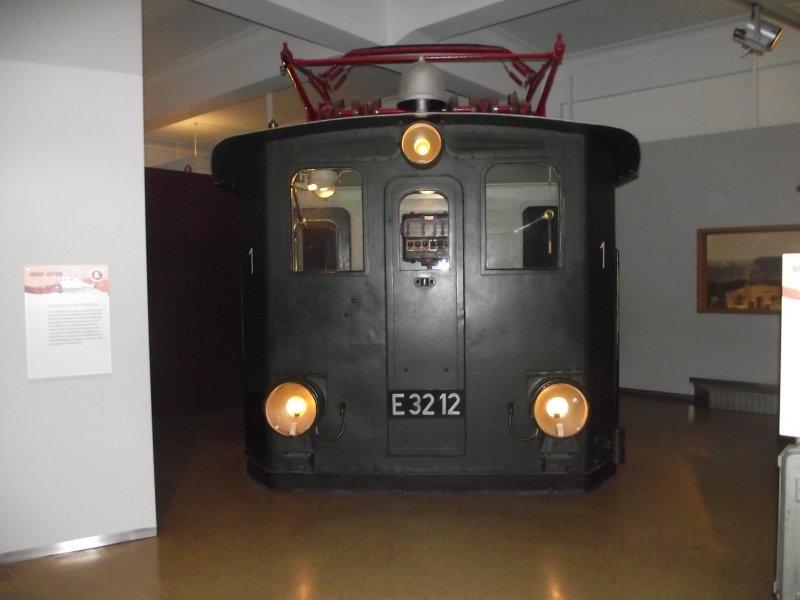 BAHN VERKEHRSMUSEUM POST in Nürnberg 2010_584