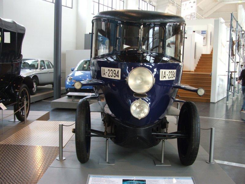 Rumbler Tropfenwagen Dscf0238