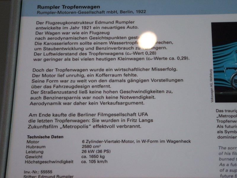 Rumbler Tropfenwagen Dscf0239