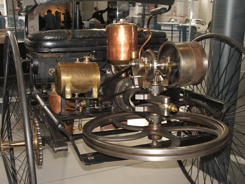 Benz Patent-Motorwagen Dscf0243